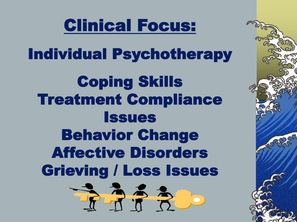 Clinical Focus: