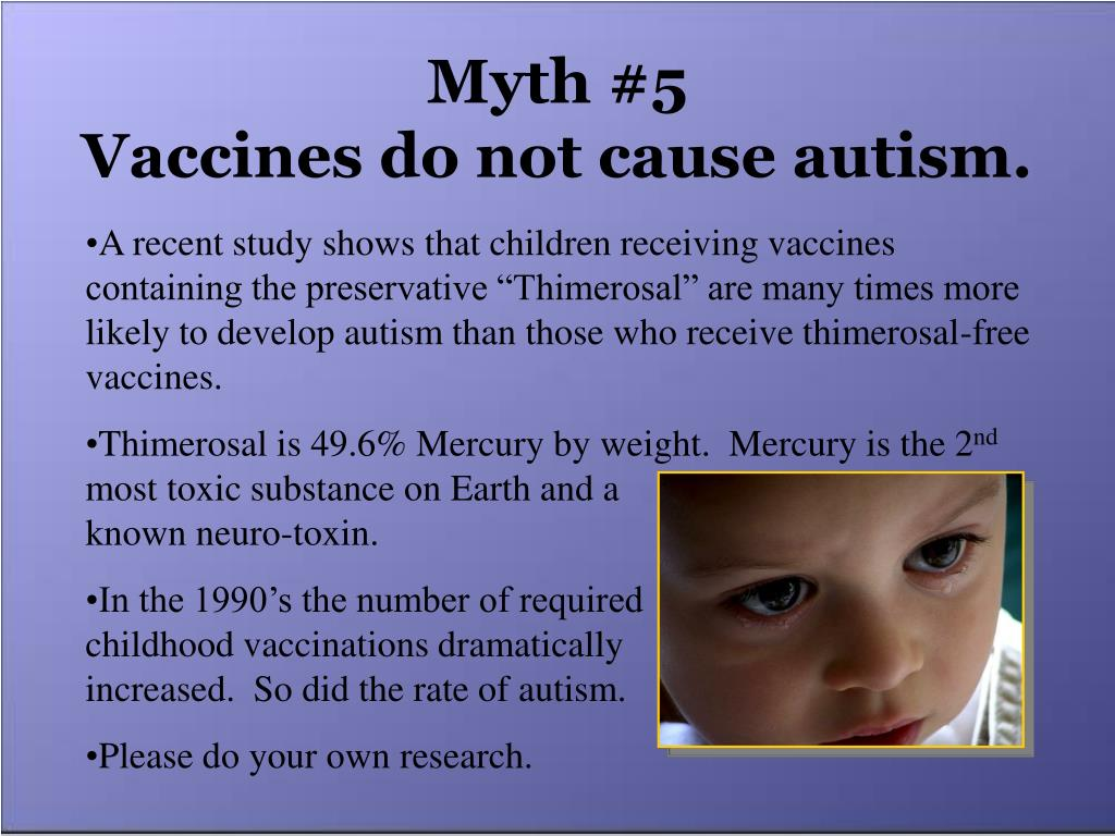 Myth #5