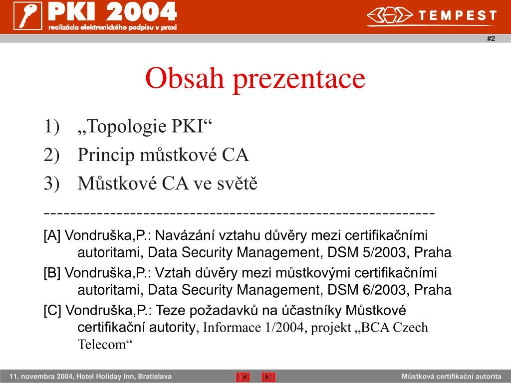 """""""Topologie PKI"""""""