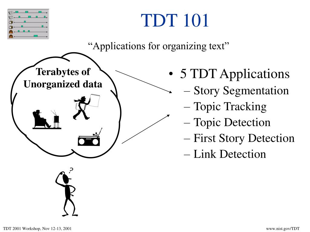 TDT 101