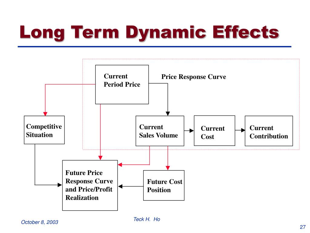 Long Term Dynamic Effects