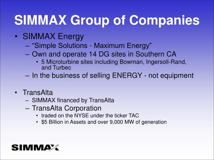 Simmax group of companies3