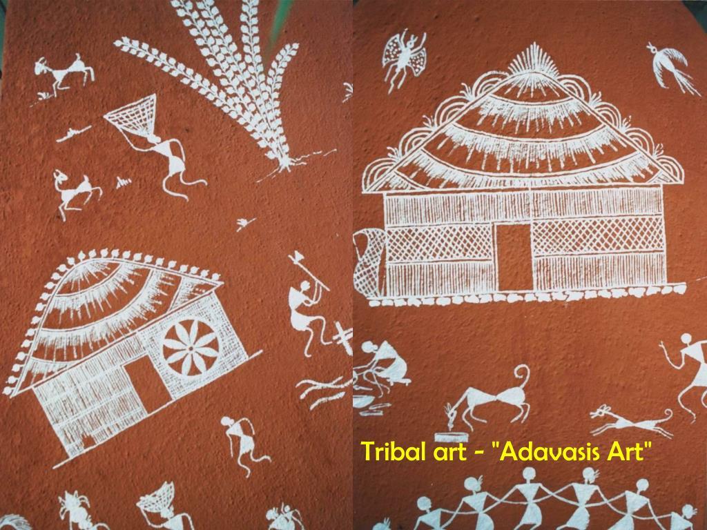 "Tribal art - ""Adavasis Art"""