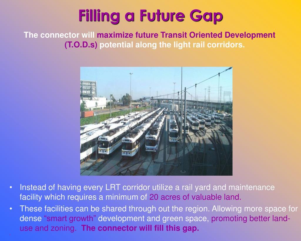 Filling a Future Gap