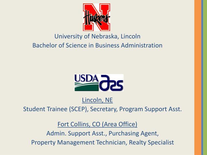 University of Nebraska, Lincoln