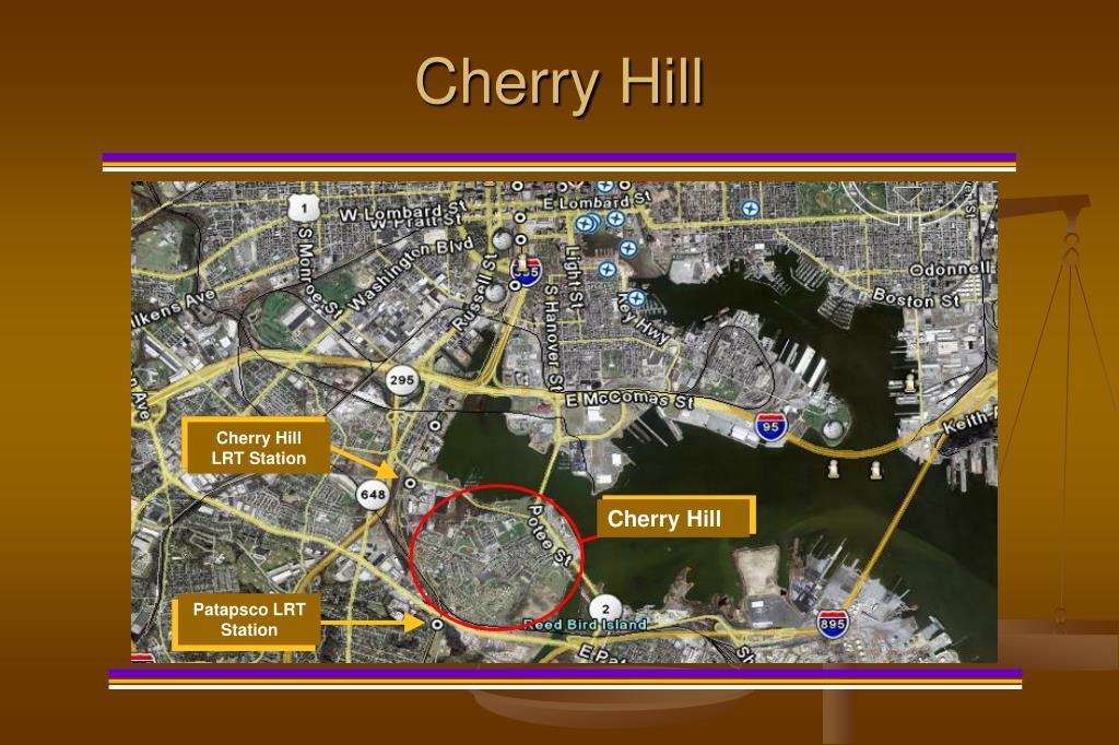 Cherry Hill LRT Station
