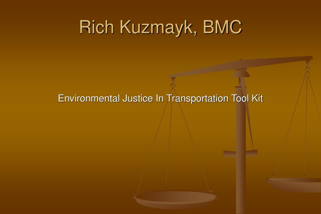 Rich Kuzmayk, BMC