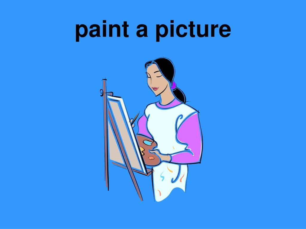 paint a picture