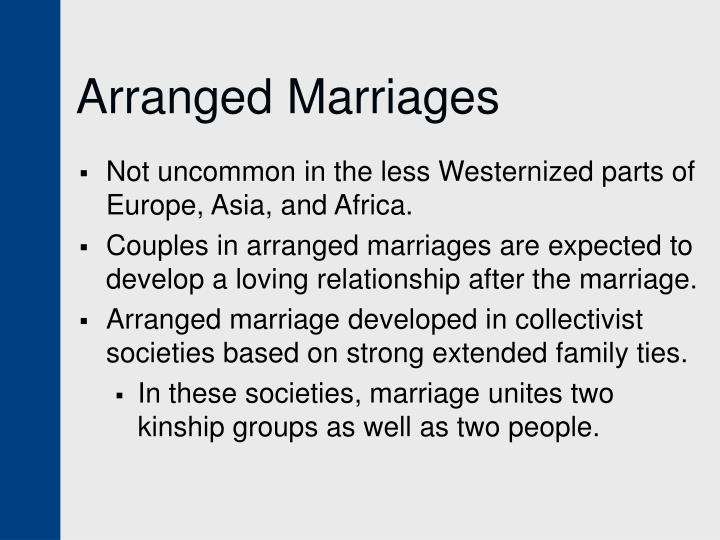 essay on arranged marriage