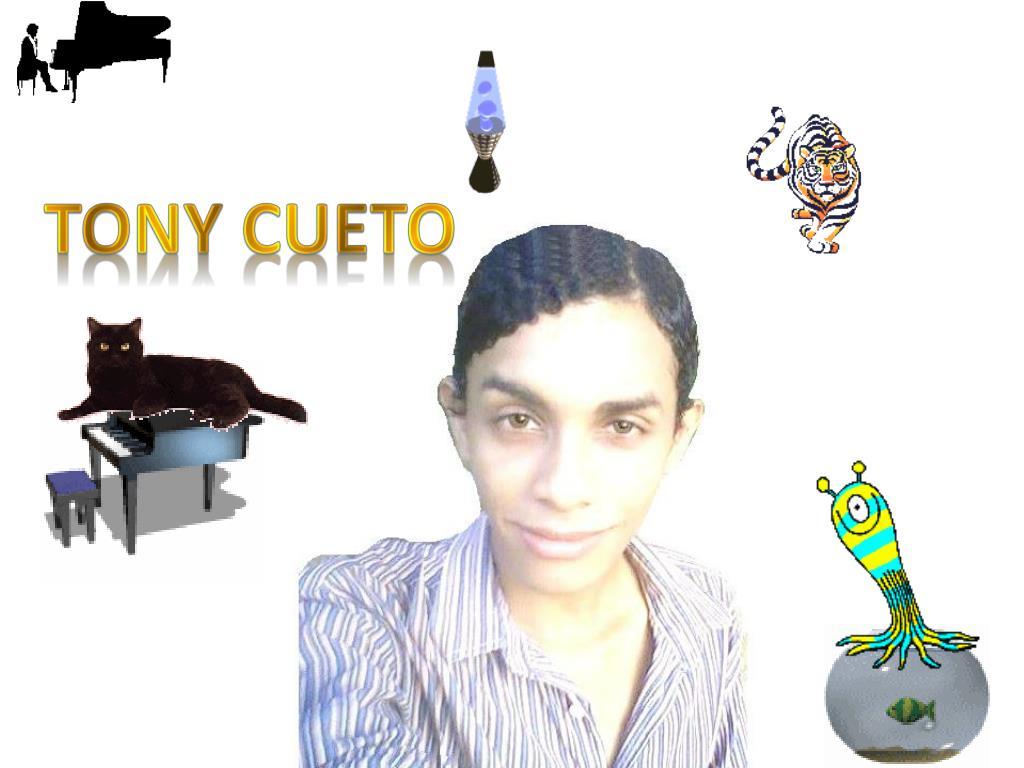 Tony cueto