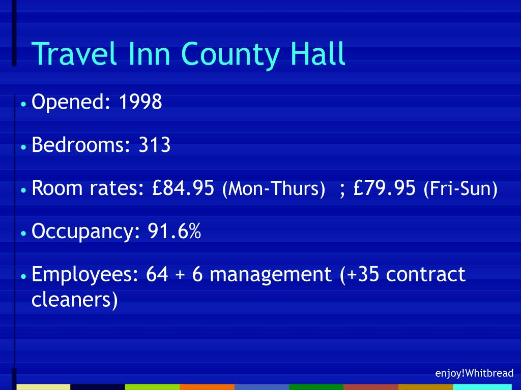 Travel Inn County Hall