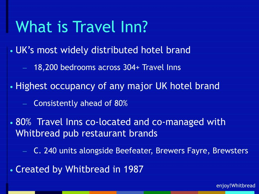 What is Travel Inn?