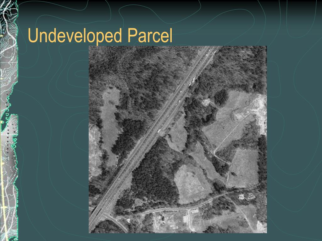 Undeveloped Parcel