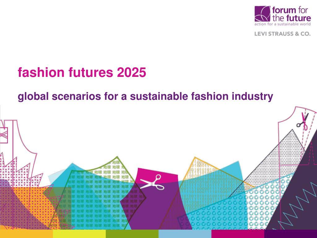 fashion futures 2025