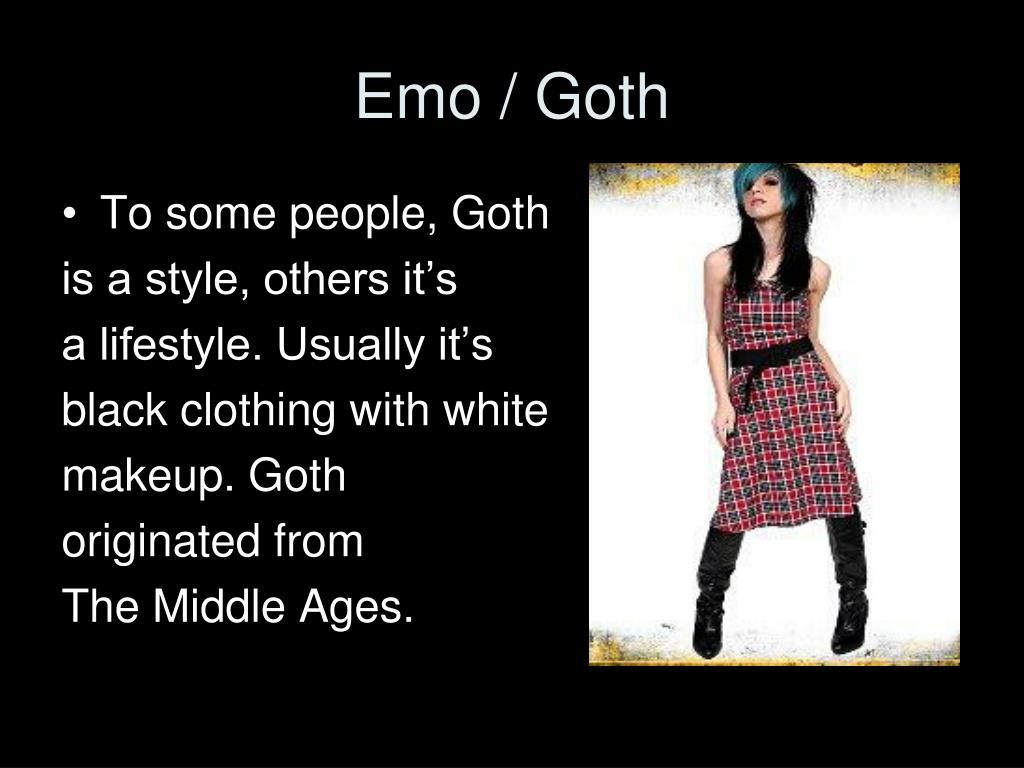 Emo / Goth
