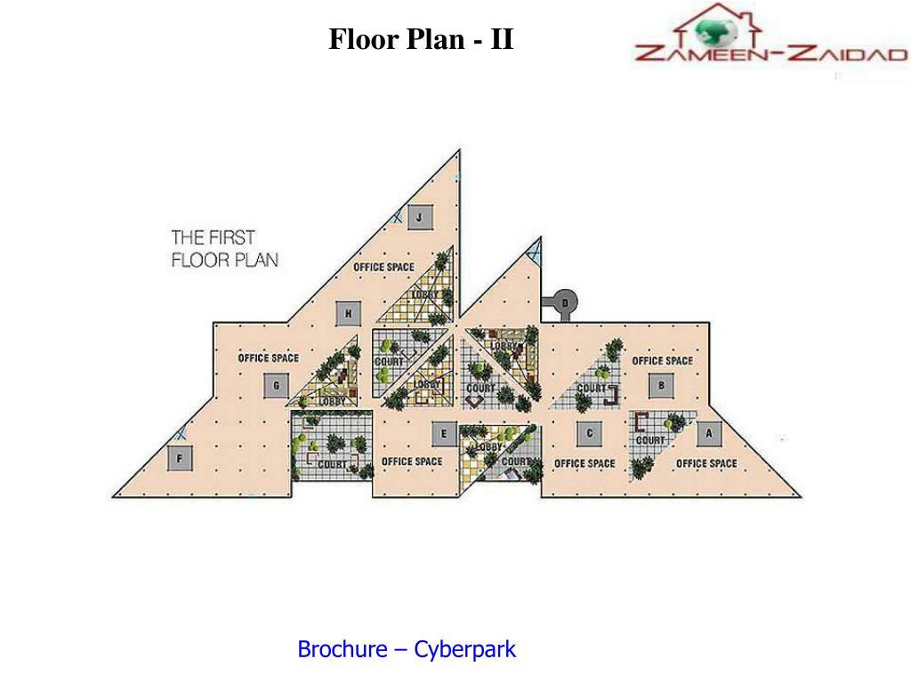 Floor Plan - II