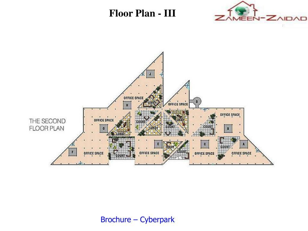 Floor Plan - III