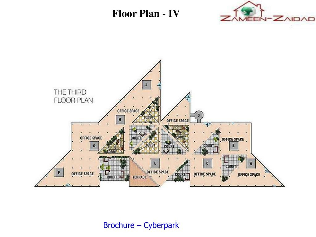 Floor Plan - IV
