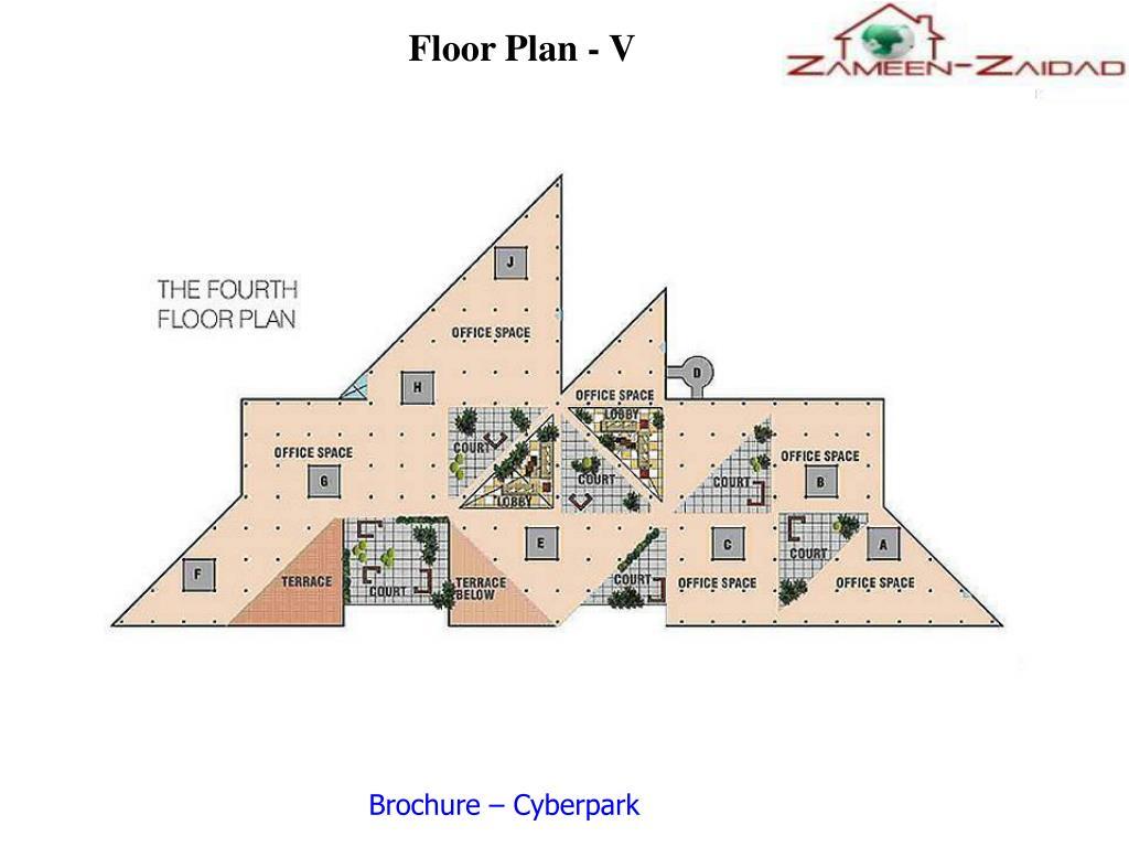 Floor Plan - V