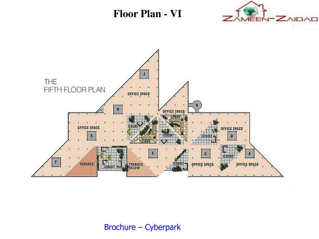 Floor Plan - VI