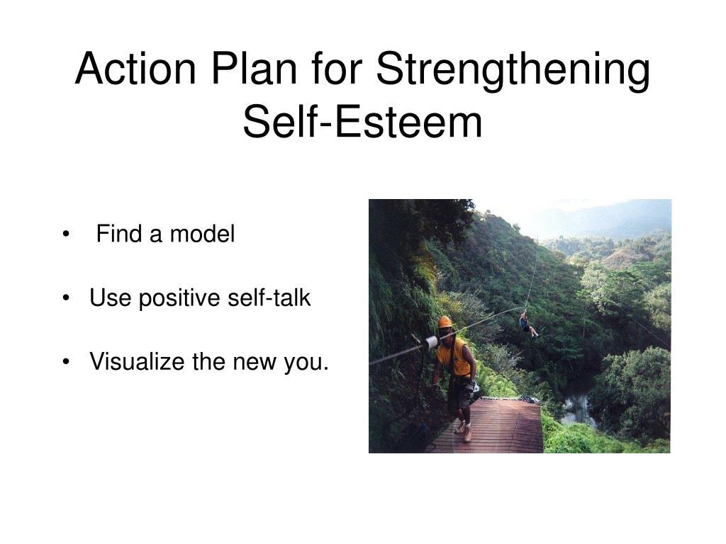 Action Plan for Strengthening Self-Esteem