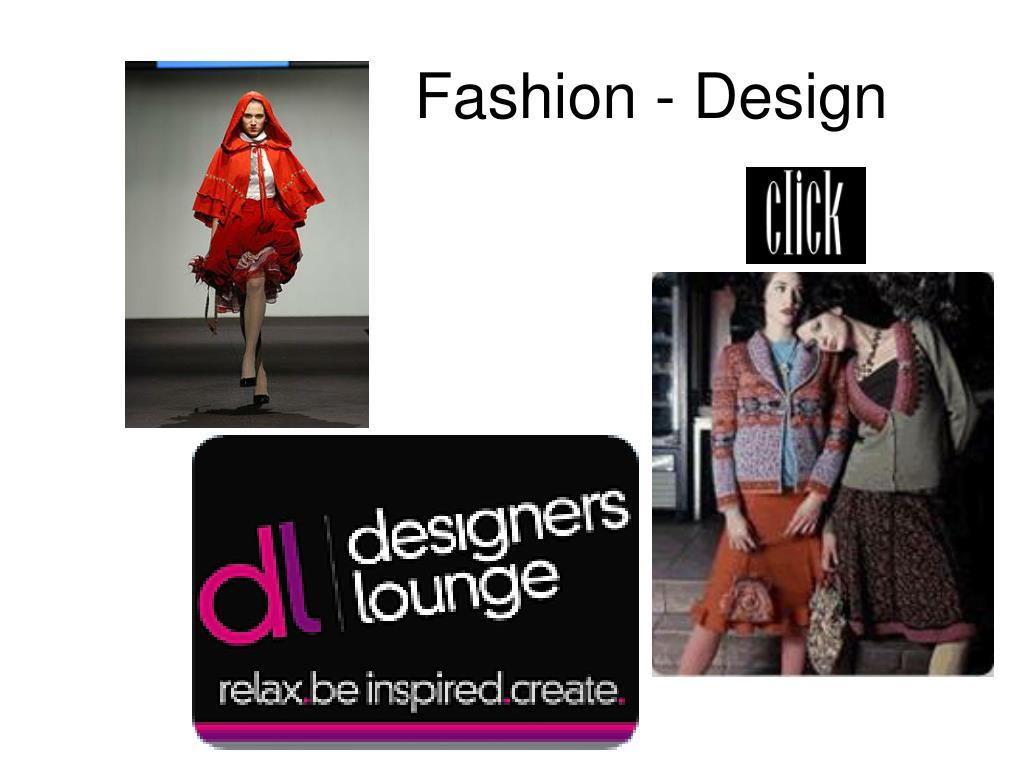Fashion - Design