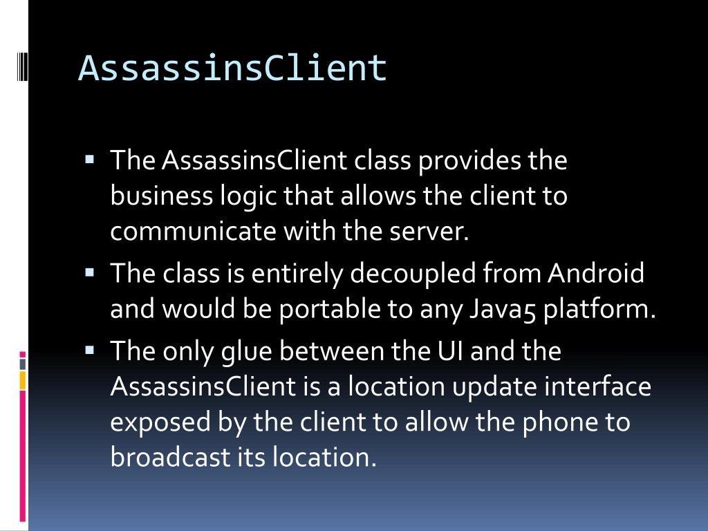 AssassinsClient