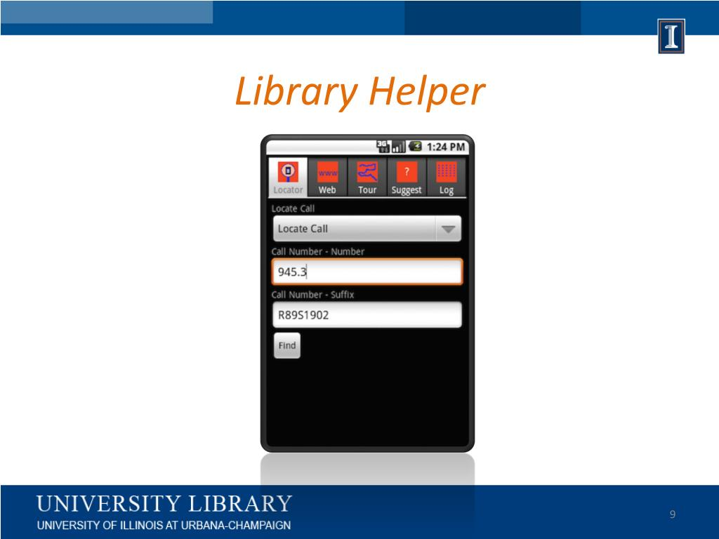 Library Helper