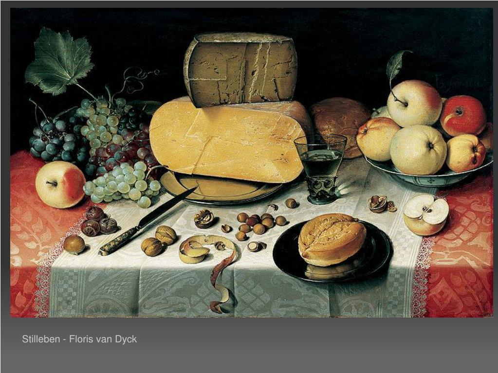 Stilleben - Floris van Dyck