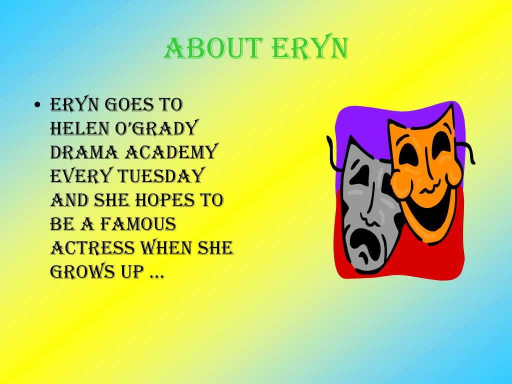 About Eryn