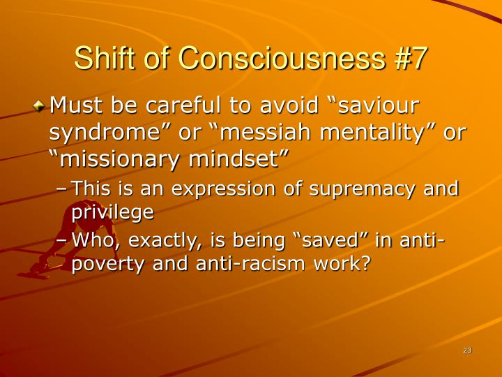 Shift of Consciousness #7