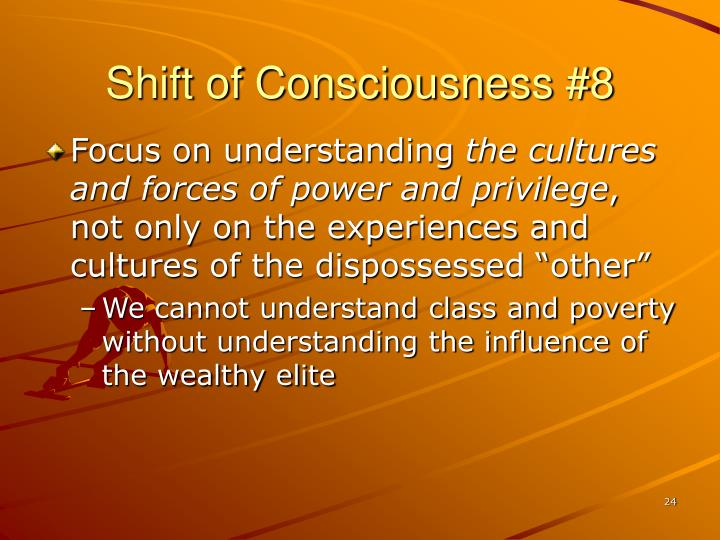 Shift of Consciousness #8