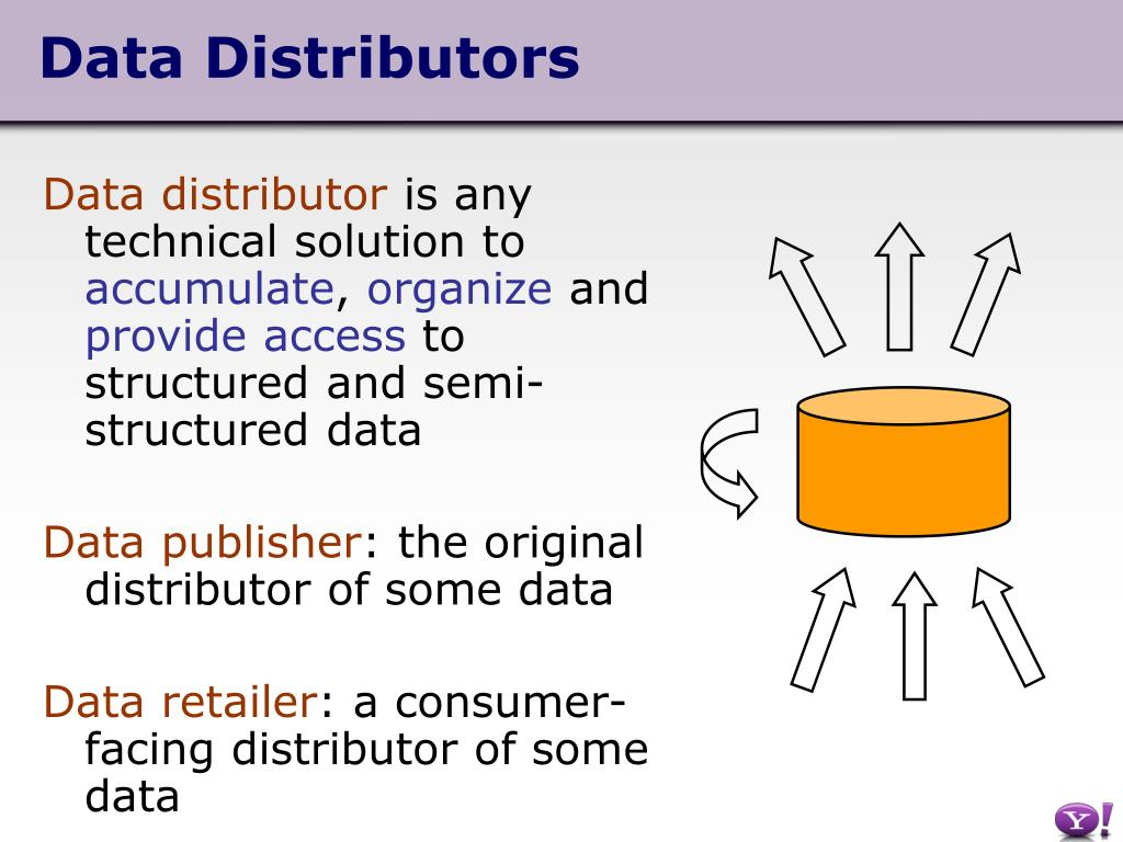 Data distributor