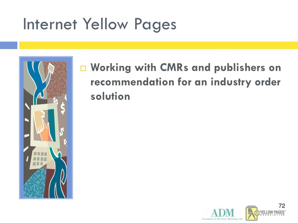 Internet Yellow Pages