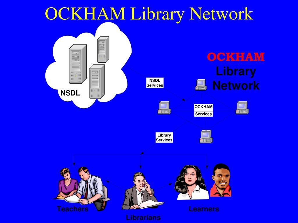 OCKHAM Library Network