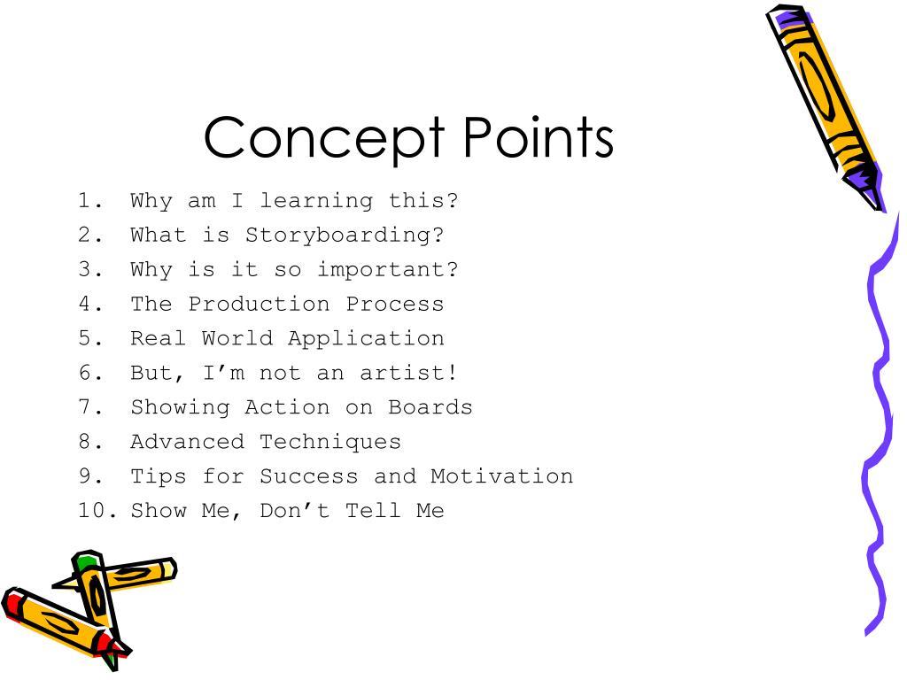 Concept Points