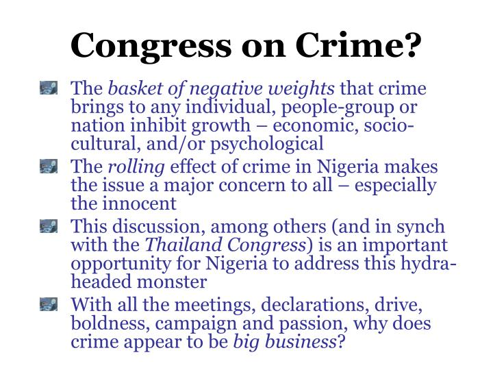 Congress on crime l.jpg