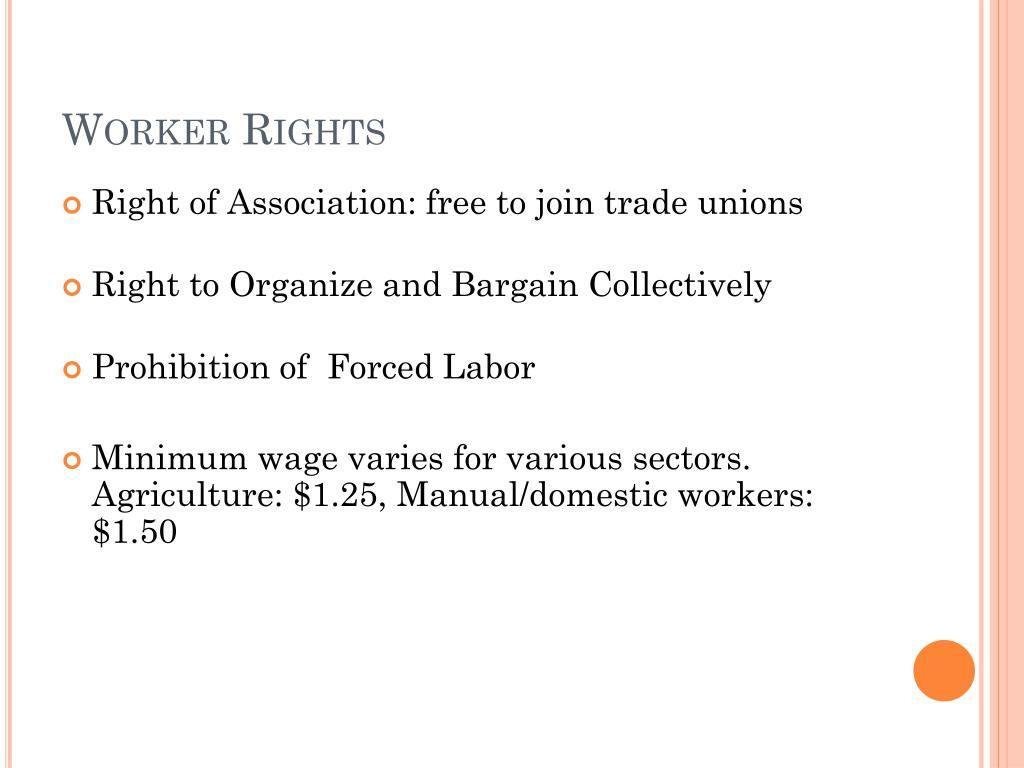 Worker Rights