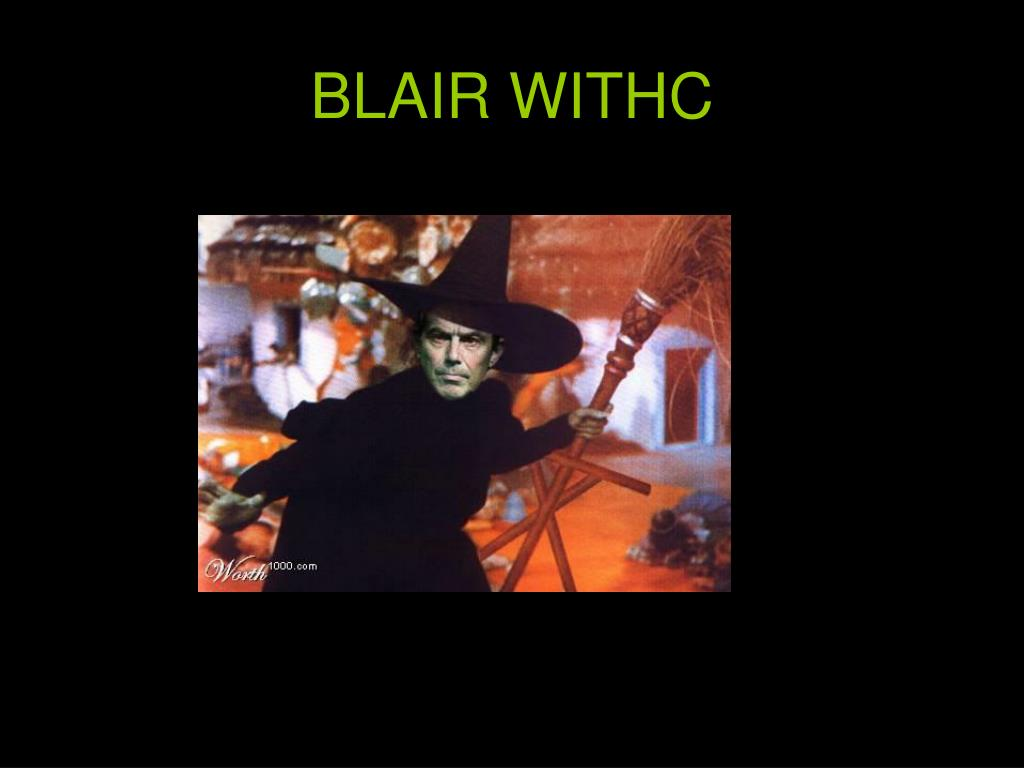 BLAIR WITHC