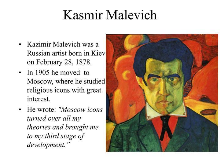 Kasmir Malevich