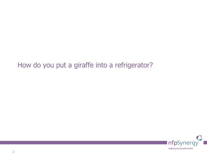 How do you put a giraffe into a refrigerator l.jpg