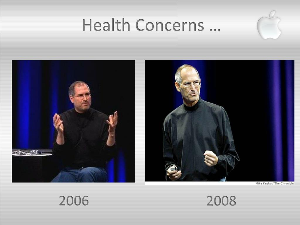 Health Concerns …