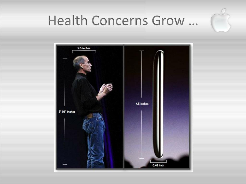 Health Concerns Grow …