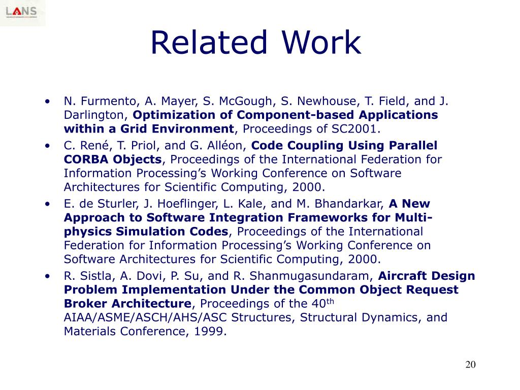 Related Work