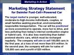 marketing strategy statement for daimler fuel cell powered car