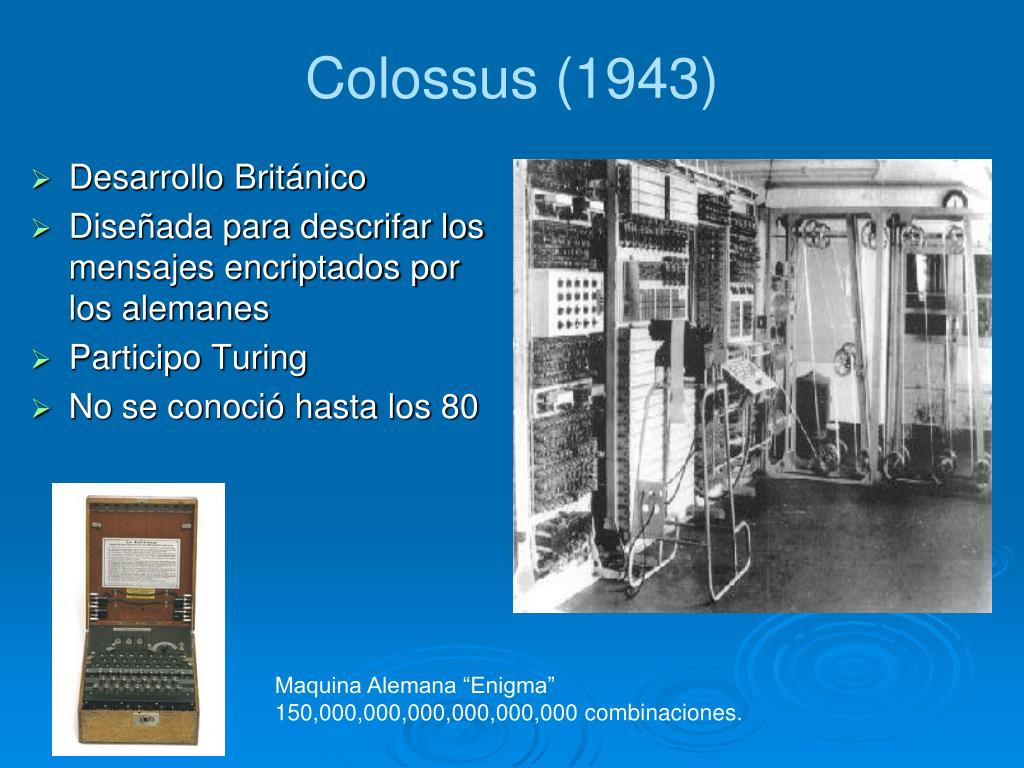 Colossus (1943)