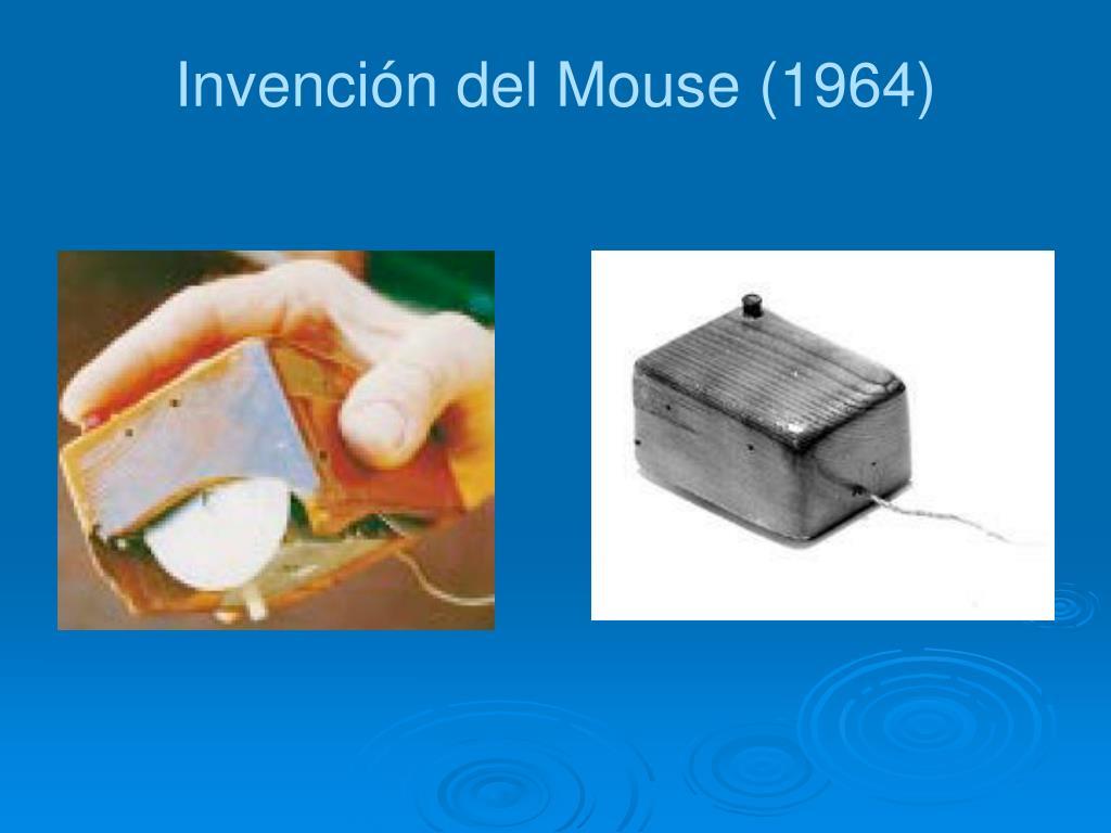 Invención del Mouse (1964)