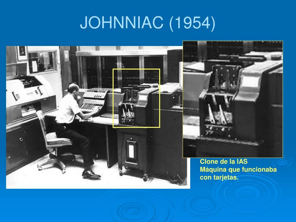 JOHNNIAC (1954)