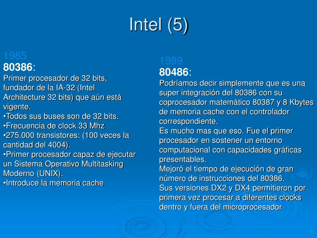 Intel (5)