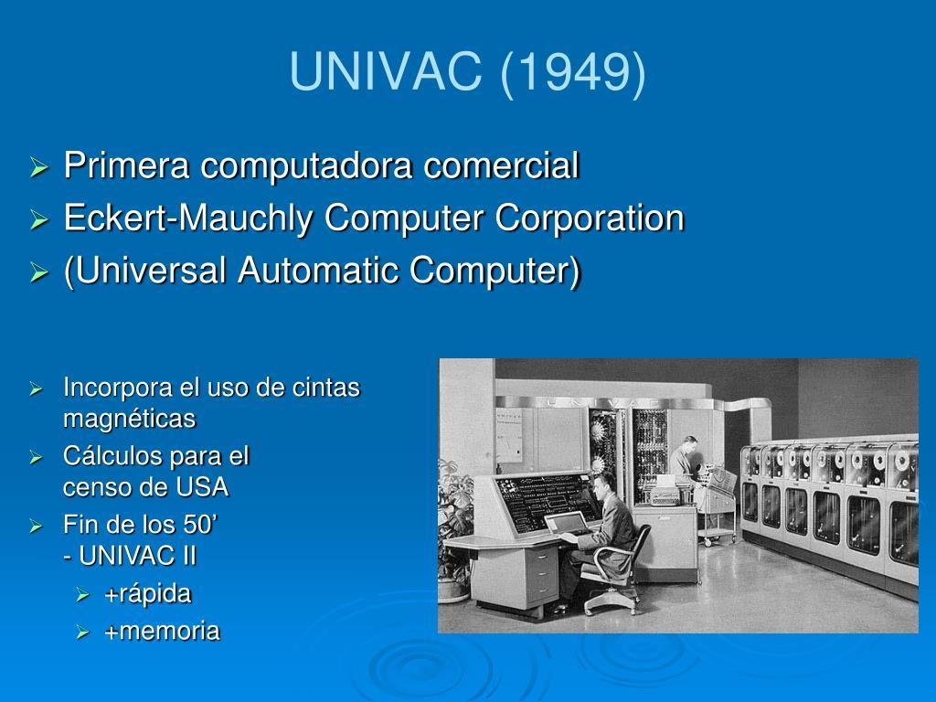 UNIVAC (1949)